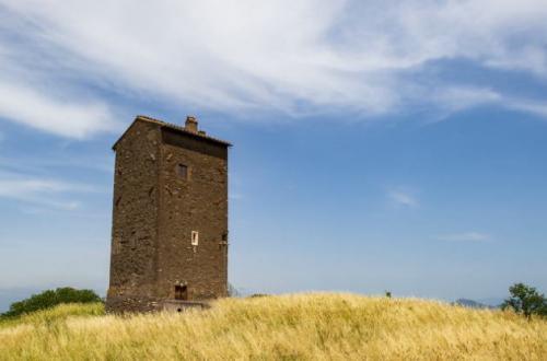 Torre Castrum Castilionis - Foto Simona Sansonetti