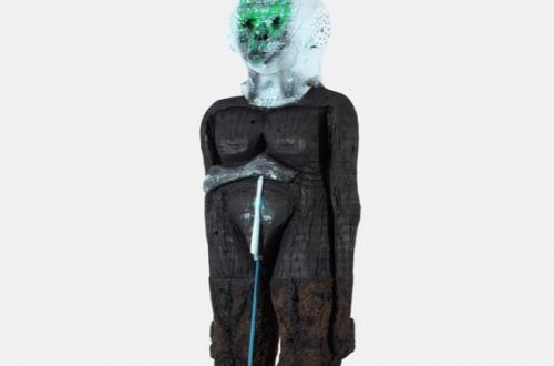 Huma Bhabha - The Company