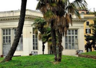 Villa Aldobrandini, padiglione ottocentesco, foto sovraintendenzaroma.it