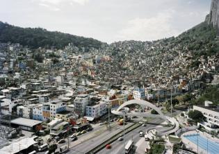 Gabriele Basilico, Rio de Janeiro, 2011 © Archivio Gabriele Basilico