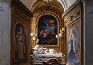 Cappella Albertoni ph. Soprintendenza Speciale Roma