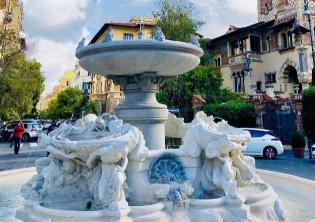 Fontana delle Rane ph. Sovrintendenza Capitolina ai Beni Culturali Official Facebook