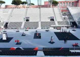 Grand Stand Arena - Foto Profilo Facebook ufficiale Sport e Salute