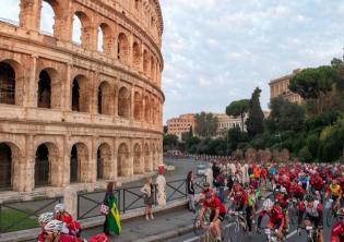 Granfondo Campagnolo Roma 2019