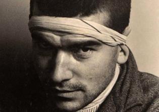 Luciano D'Alessandro. L'ultimo idealista-Foto Museo di Roma in Trastevere