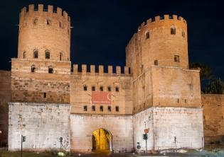 Porta San Sebastiano - Profilo ufficiale Facebook Acea Gruppo