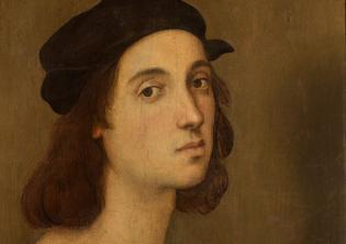 Raffaello Sanzio, Autoritratto