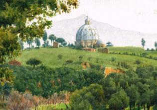 Scrittura, arte e ricerca. Friedrich Noack (1858-1930) in Italia- Foto sito ufficiale della Casa di Goethe