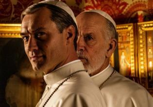 The New Pope di Paolo Sorrentino da Cinecittà Official Website