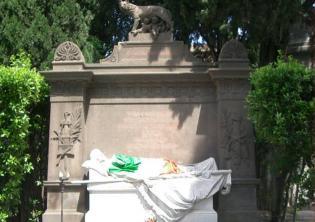 150 anni Roma Capitale al Cimitero Monumentale del Verano