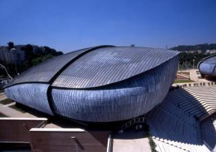 Foto Account Ufficiale Facebook Auditorium Parco della Musica