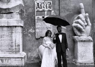 Roma, 1973 © Gianni Berengo Gardin - Fondazione Forma per la Fotografia Milano