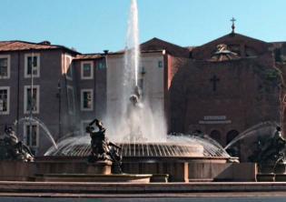 Fontana delle Najadi