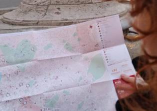 Mappa ufficiale di Roma