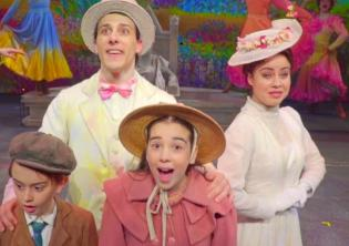 Mary Poppins Il Musical