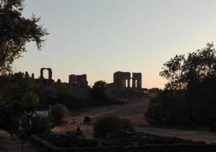 Villa dei Quintili - Foto @archeoappia